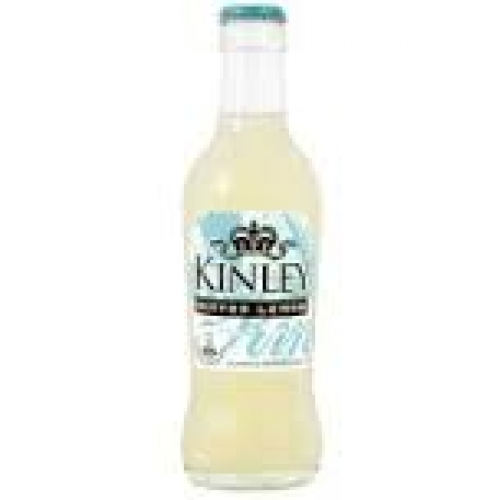 Product Kinley Bitter lemon krat 24 x 20 cl